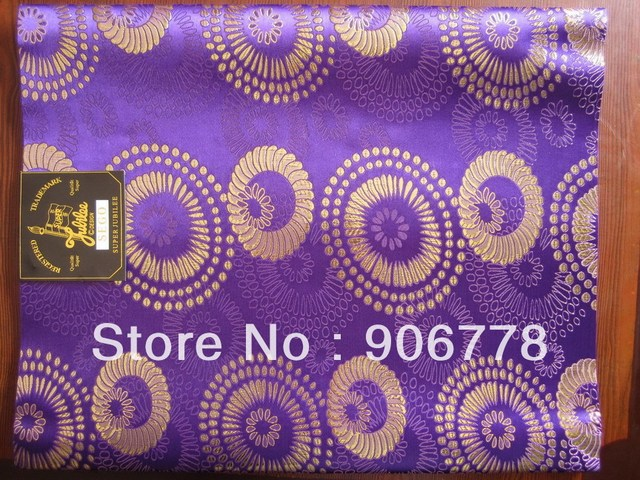 african gele sego head tie purple color circlr pattern best quality for wedding and party latest design 2pc per plastic bag