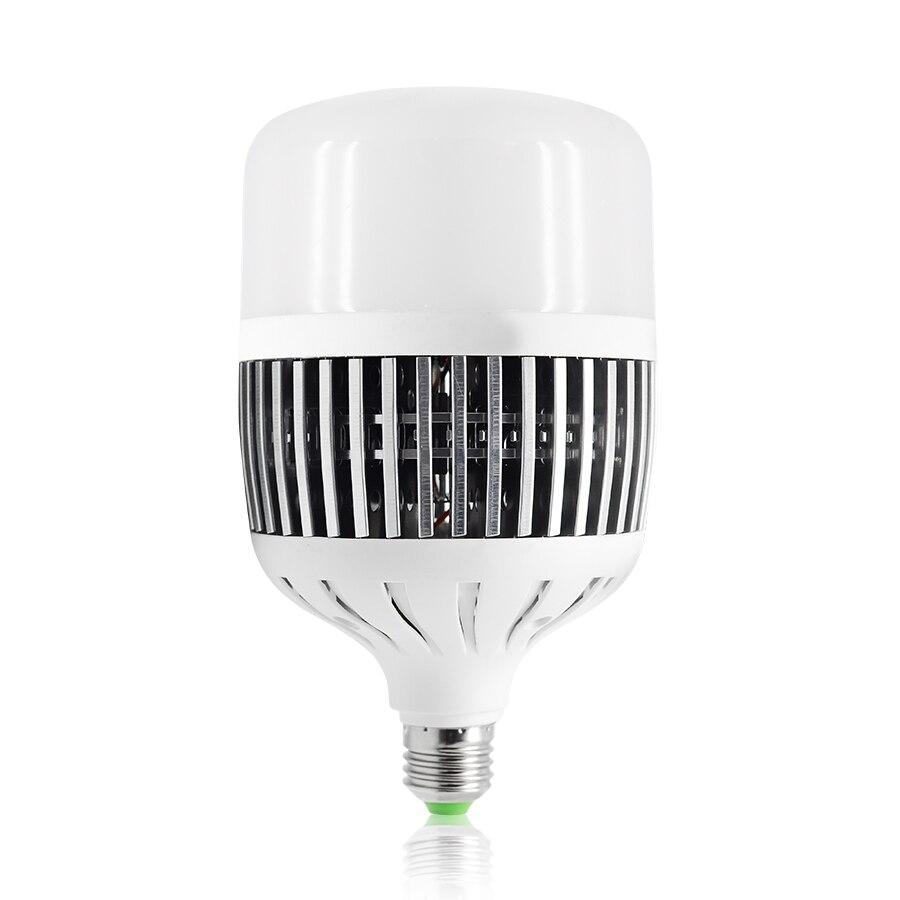 E27 LED ampoule Super lumineux vis Fin haute économie d'énergie 50 W 100 W 150 W atelier lampe usine intérieur lumières cour lampes