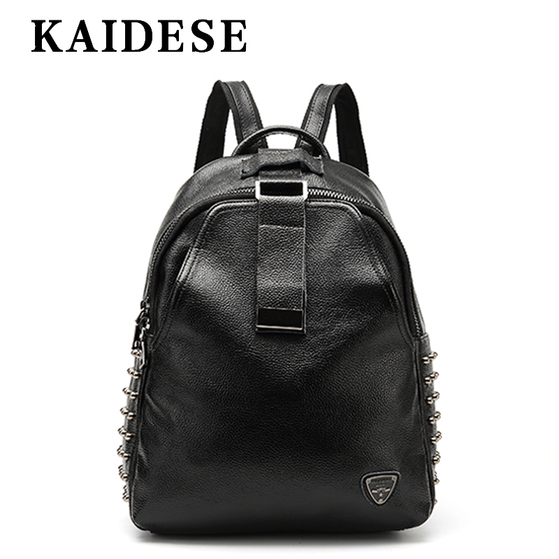 KAIDESE 2018 fashion trend ladies' shoulder bag college wind youth backpack large capacity Travel Shoulder Bag backpack flb12084 hamburg s new fashion backpack shoulder bag college wind backpack schoolbag shoulder bag personality