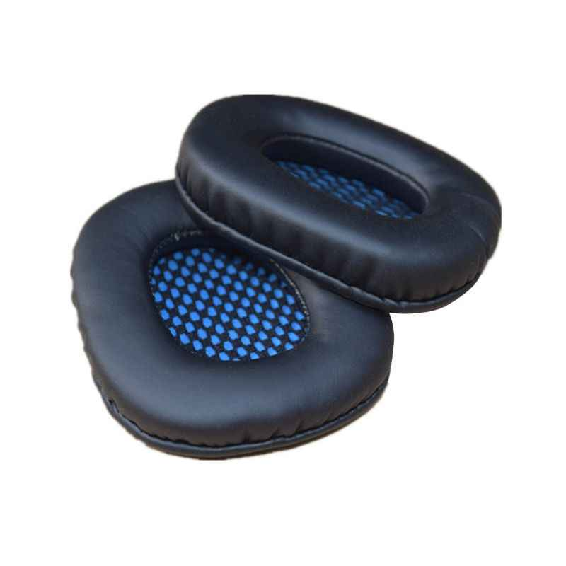 1 Pair Earphone Ear Pads Earpads Cover Soft Foam Sponge Earbud Cushion Replacement for Sades SA-901 922 708 906i headphones