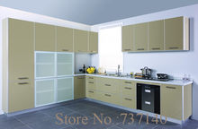 lacquer kitchen cabinet Foshan furniture factory high quality furniture China buying agent(China)