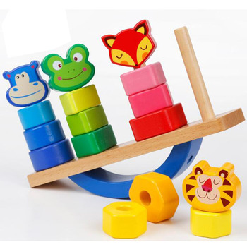 Montessori Matematicas De Madera Rompecabezas Juguetes Educativos