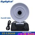 Bydigital wi-fi roteador repetidor amplificador 2500 MHz extensor wi-fi signal booster RP-SMA porto 8dBi Antena Adaptador sem fio