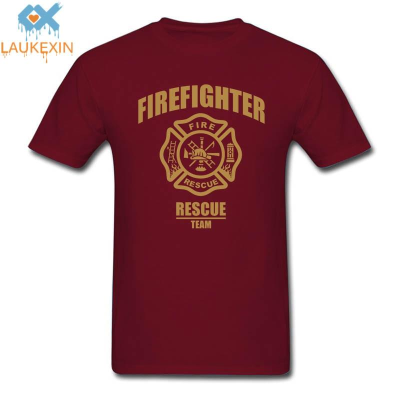 Új érkezési tűzoltó mentő póló férfi női rendőrség - Férfi ruházat
