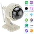 KKmoon HD 720 P Cámara IP Inalámbrica WiFi Seguridad CCTV Cámara 2.8-12mm enfoque Automático PTZ A Prueba de agua Cámara de vigilancia de Seguridad