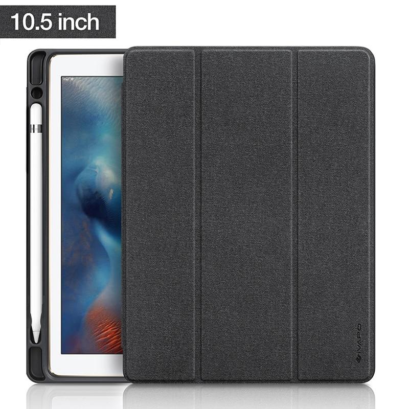 For Apple iPad Pro 105 Case 2017 New PU Leather Slim