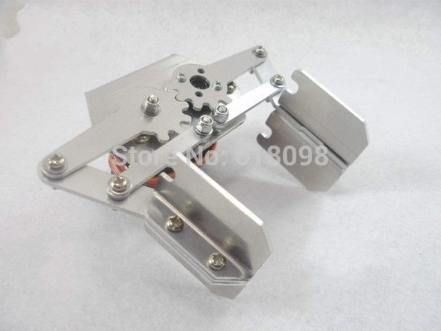 NEW 1PC Manipulator Mechanical Arm Paw Gripper Clamp For Arduino Robot MG995