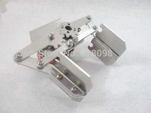 NOVO 1 PC Braço Manipulador Mecânico Paw Gripper Grampo Para Arduino Robot MG995