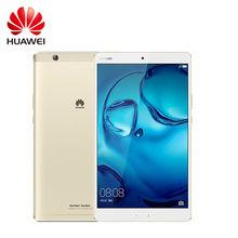 Huawei MediaPad M3 4 ГБ ОЗУ 64 ГБ ROM KIRIN 950 Octa core 2 К экран планшетного ПК 8.4 дюймов Android 6.0 GPS 8.0MP + 8.0MP