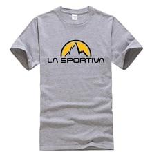 La Sportiva t-shirt Top Pure Cotton Men