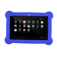 Siliconen Gel Beschermende Case Cover Voor 7 Inch Allwinner A33 A23 Android Tablet Q88 S288(China)