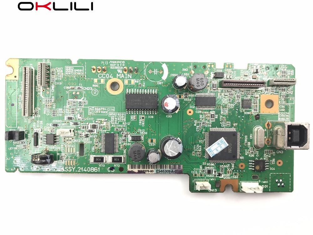 2140861 2158979 2140863 formateador PCA ASSY formateador placa principal placa base MainBoard para Epson L210 L211 L350 L382