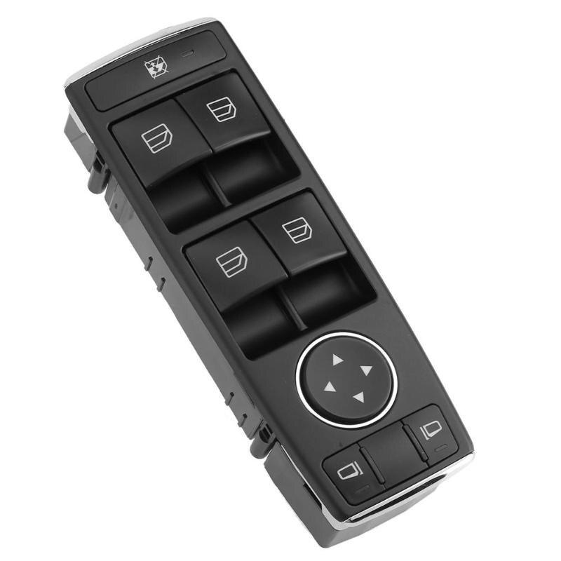 VODOOL Voiture Fenêtre Electric Power Master Control Pour Mercedes-Benz GL350 W166 ML350 GL550 Porte Avant-Vitre électrique panneau - 5