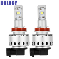 HoldCY H8 H9 H11 LED Car Headlight Bulb 40W 8000LM 6500K Cree Chip All In One