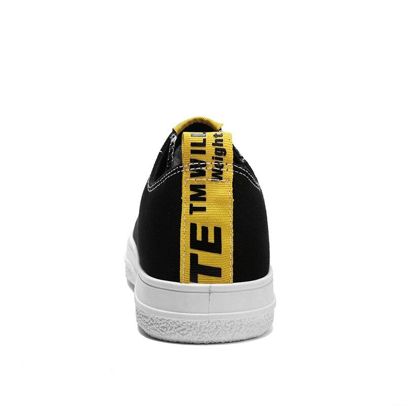 Zapatos Lona 2018 blanco Negro azul Para Libre Al Transpirable Aire Clásico Hombre De Hombres Vulcanizar Moda aPwpqP5f