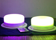 175mm under wedding table light