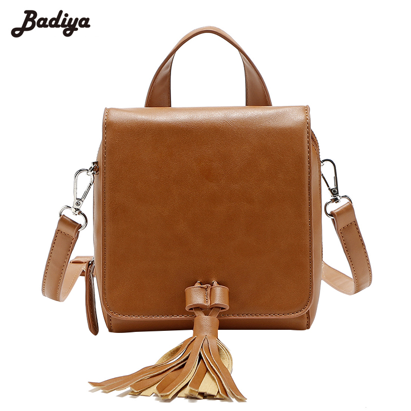8190f8c7eac9 Fashion Women Shoulder Bag Flap Cover Bag Ladies Leather Crossbody Girl  Gift Female Cheap Handbag Mini Bolsa Messenger Sac Bag-in Top-Handle Bags  from ...