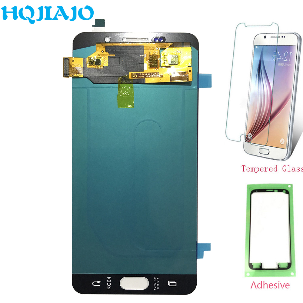 Amoled LCD Screen For Samsung A710 A7 Phone LCD Display Touch Screen Digitizer For Samsung Galaxy A7 2016 A710 A7100 A710F A710MAmoled LCD Screen For Samsung A710 A7 Phone LCD Display Touch Screen Digitizer For Samsung Galaxy A7 2016 A710 A7100 A710F A710M