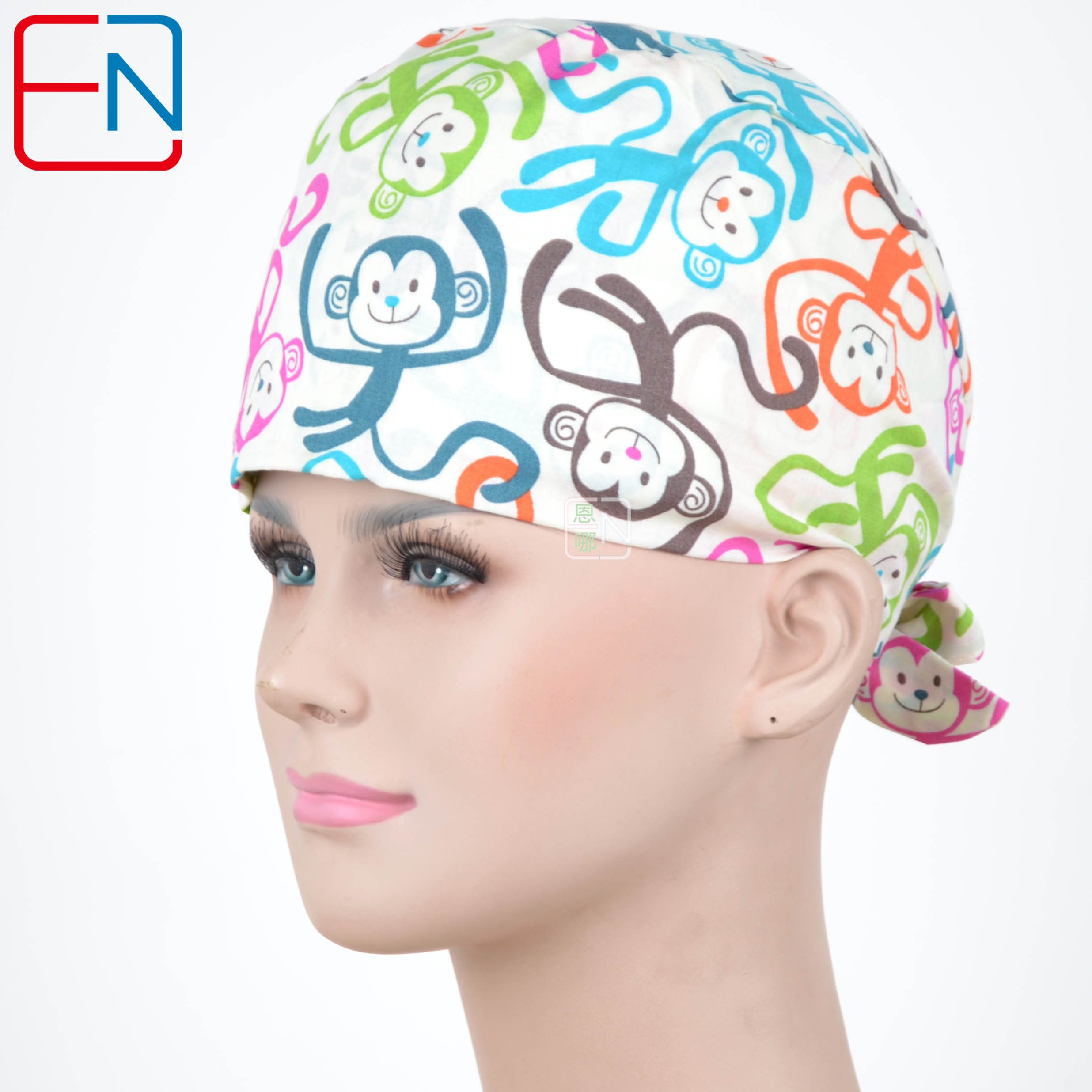 NEW  MEDICAL  SURGICAL Scrub HAT For Women Doctors And Nurse ,surgical Masks
