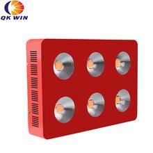 Qkwin G6 удара светодио дный светать 1800 Вт с 6 шт. 300 Вт светодио дный полный ассортимент с отражателем для высокой номинальной стоимости полный ассортимент растет освещение