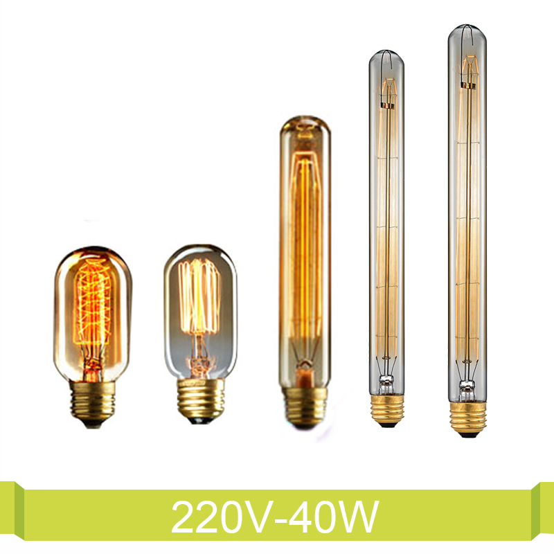 T.Y.S Newest E27 Spiral Light Bulb Tubes Lamp For Lighting Fixture Wholesale 220V T185 T110 T300 T26 T45 Incandescent Bulb Light