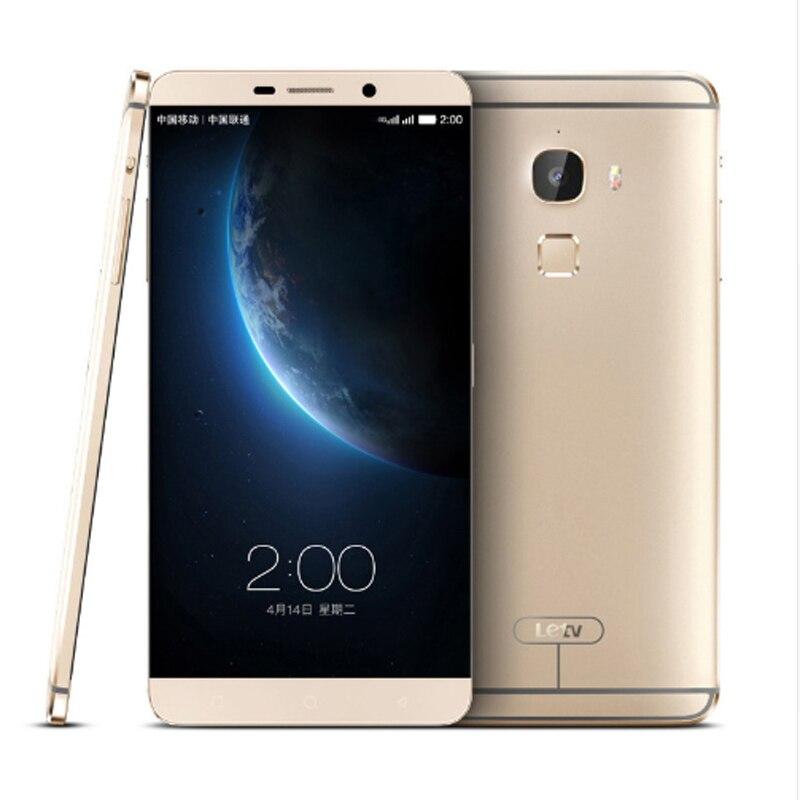 Оригинальный смартфон LeEco Letv Le Max X900, 6,33 дюйма, 3400 мАч, Восьмиядерный процессор Snapdragon 810, 4 Гб ОЗУ, 64 Гб ПЗУ, мобильный телефон Android - 3