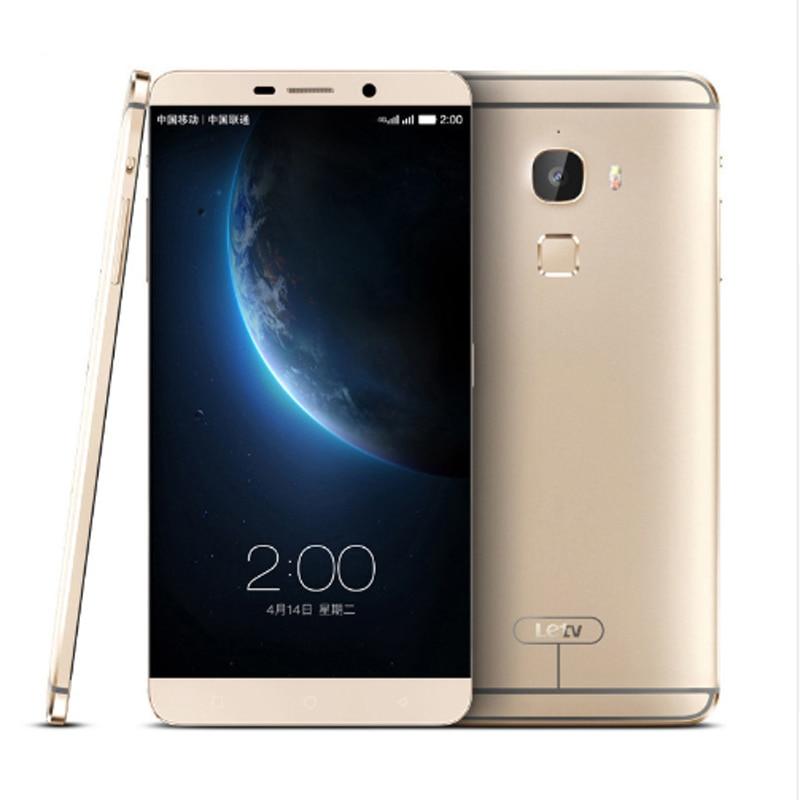 Originale Letv LeEco Le S3 X522 4G LTE 3GB di RAM 32GB di ROM Qualcomm MSM8976 Octa core 5.5 16 M Veloce batteria di ricarica Per Smartphone - 3