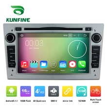 Quad Core 1024*600 Android 5.1 Car DVD GPS Navigation Player Car Stereo for OPEL Astra 2004-2009 Radio 3G WIFI Bluetooth