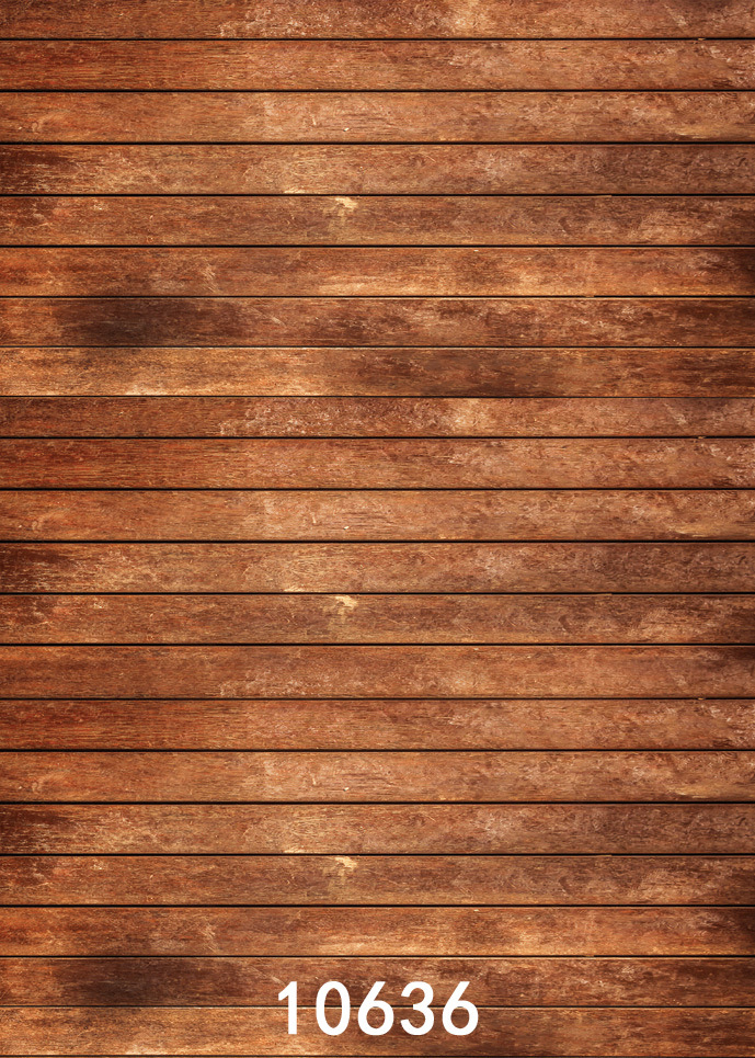 8X10FT-Imitation Wood Wall Floor Photography Backdrops Wall Decoration Photo Studio Background