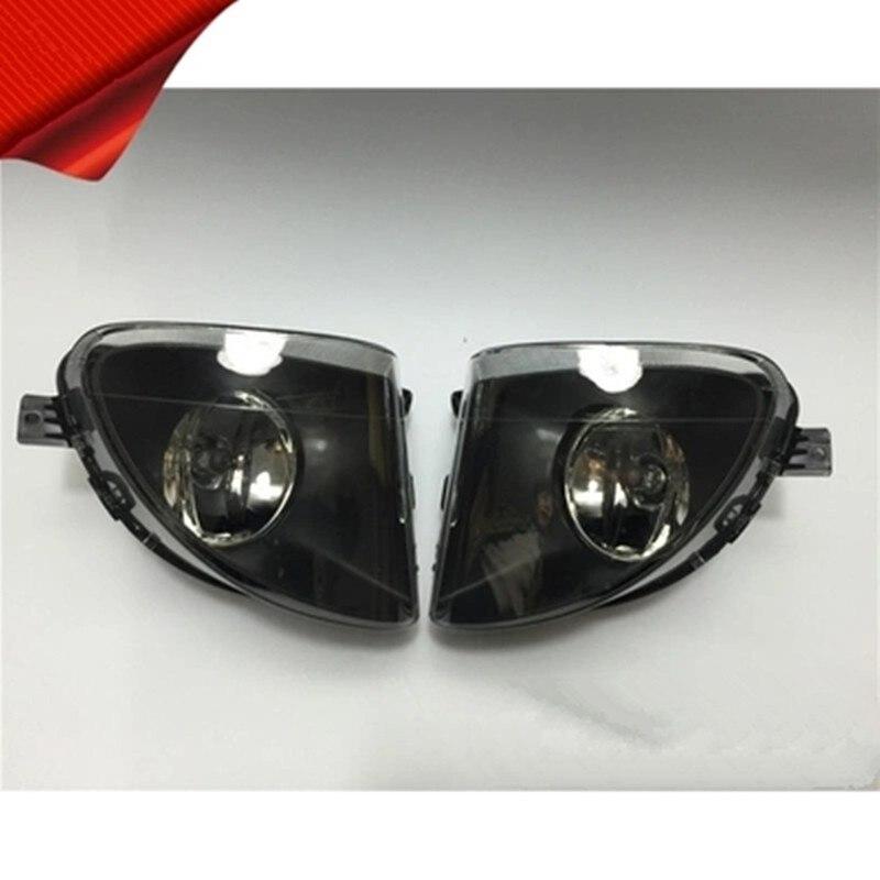 MZORANGE Fit for 2009-2013 BMW F10 F18 5 Series 520li 523li 525li 528li 530li Fog Lights Front Lamps With Bulb High Quality
