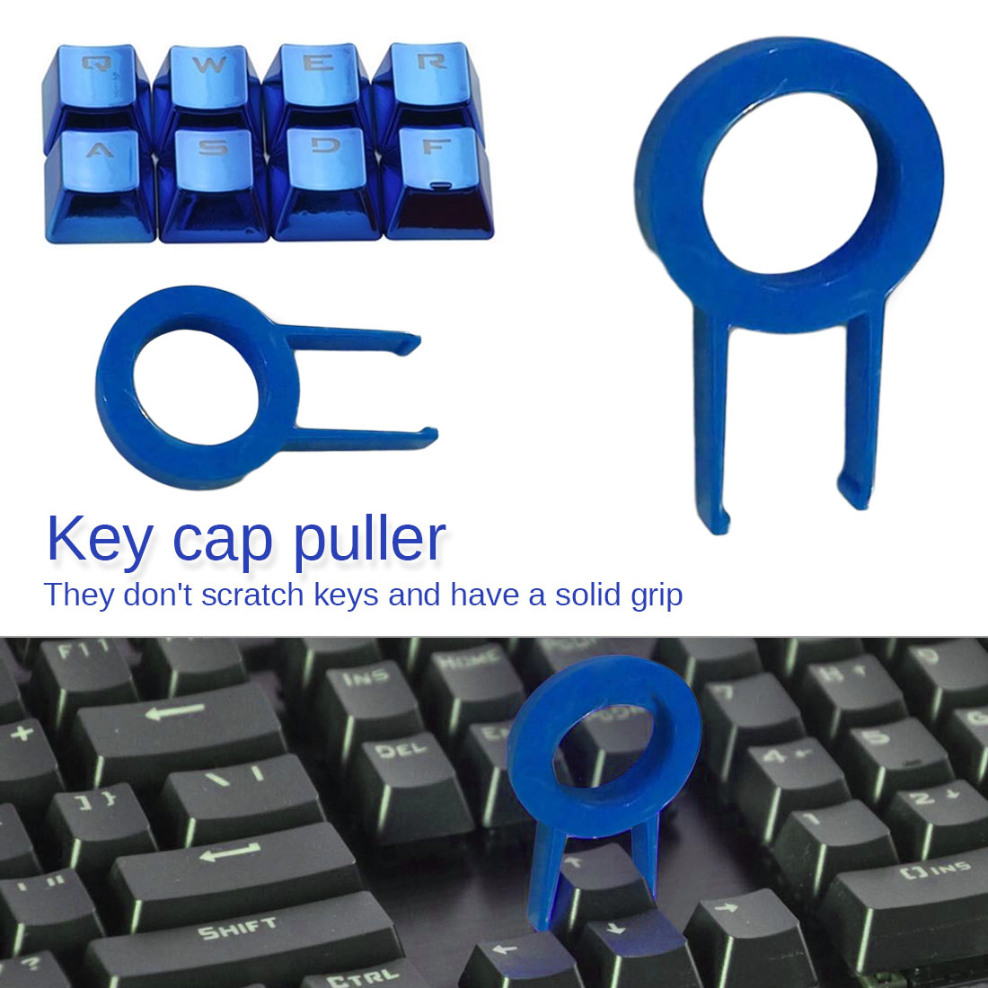 Mechanical Keyboard Keycap Puller Remover For Keyboards Key Cap Fixing Tool Z09 Drop Ship Keycap Puller