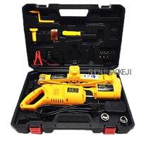 12 V jack carro elétrico e chave hidráulica quick change o artefato Portátil caixa de ferramentas de hardware 100 W 1 pc