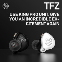 TFZ Mylove edition,In Ear Hifi Earphones,New 2.5 Generation Unit, Double Magnetic Circuit Moving Coil Unit