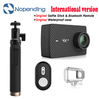 Original YI 4K Action Sport Camera 4K Plus Xiaoyi 2 19 Ambarella H2 For SONY IMX377