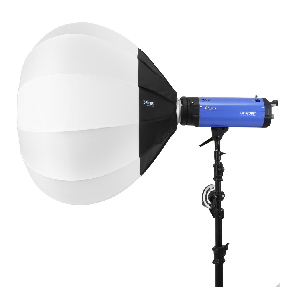 85cm Balloon Quick Ball Softbox Bowens Mount For Camera Photo Studio Flash