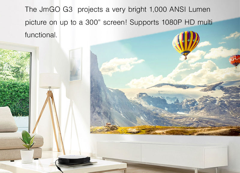 JMGO G3 Portable Projector Android 4k (8)