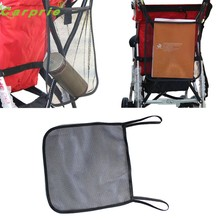 Baby Stroller Carrying Bag Baby Stroller Mesh Bag A Net BB Umbrella Car Accessories Buggies Ma Dependable 19 dropshipping(China)