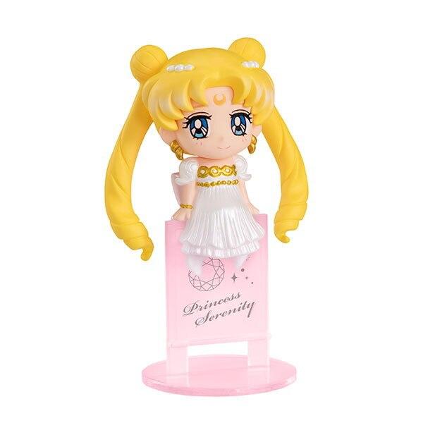 PrettyAngel - Genuine Megahouse Ochatomo Series Pretty Guardian Sailor Moon Night & Day Complete Figures Set of 6 PCS 2