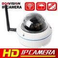 1.0MP Cámara de 2MP IP Wi-fi Dome Exterior 3.6mm Lente XMEye Onvif P2P HD 720 P 1080 P a prueba de vandalismo de Cámaras de Seguridad IP Inalámbrica cámara