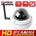 1.0MP Câmera de 2MP IP Wi-fi Cúpula Exterior 3.6mm Lente XMEye Câmeras de Segurança Vandalproof Onvif P2P HD 720 P 1080 P IP Sem Fio câmera