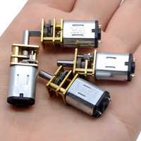 1PC Multiple Types Micro Dc Gear Reduction Motor Low Speed Motor Ga12-N20 Deceleration Motor 3V/6V/12V