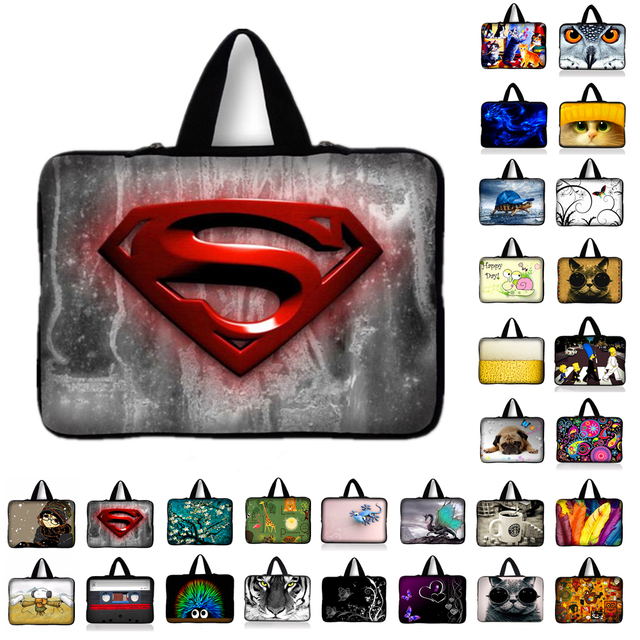 7 9.7 10.1 12 13 13.3 14 14.1 15 15.6 17 17.3 inch Laptop Notebook Sleeve Bag Case Tablet Cover  For Macbook Lenovo Asus Acer HP