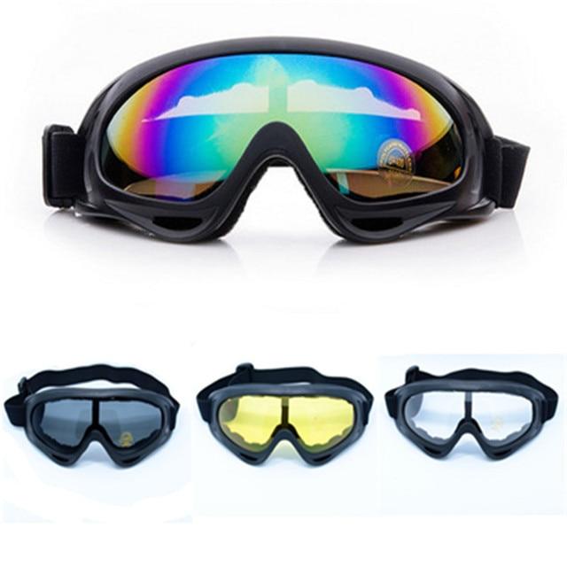 7aa5a87feba Cycling Goggles Mountain Bike Glasses Bicycle Sunglasses Eyewear Biciclleta Ciclismo  Motorcycle Glass With Head Belt Sunglasses