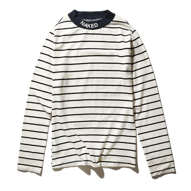 Venda quente M ~ 5XL Homens Qualidade Da Moda Primavera Outono Listrado Clássico Roupas de algodão de Manga Longa Preto Branco Casual Masculino Camisa de T