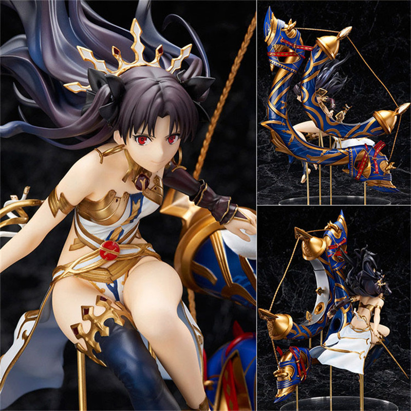 Fate Grand Order Archer Ishtar Material IV Battle State <font><b>Sexy</b></font> girl Aniplex PVC Action <font><b>Figures</b></font> toys Anime <font><b>figure</b></font> Toy For Kids image