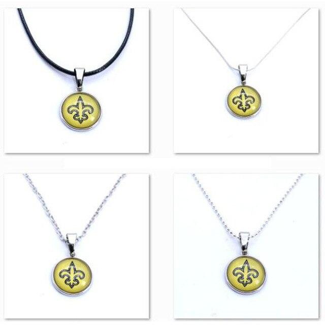 Necklaces Pendants Women Necklace For Girls New Orleans Saints
