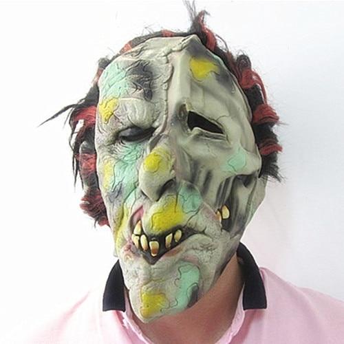 Lattice Distorcere Viso Maschera Mostro del Mostro Maschera per Uomo Adulto Del   07cda9