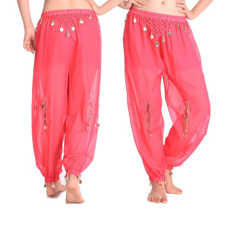2018 pas cher indien tribal danse du ventre harem pantalon pour les femmes 10 couleurs NMMP14