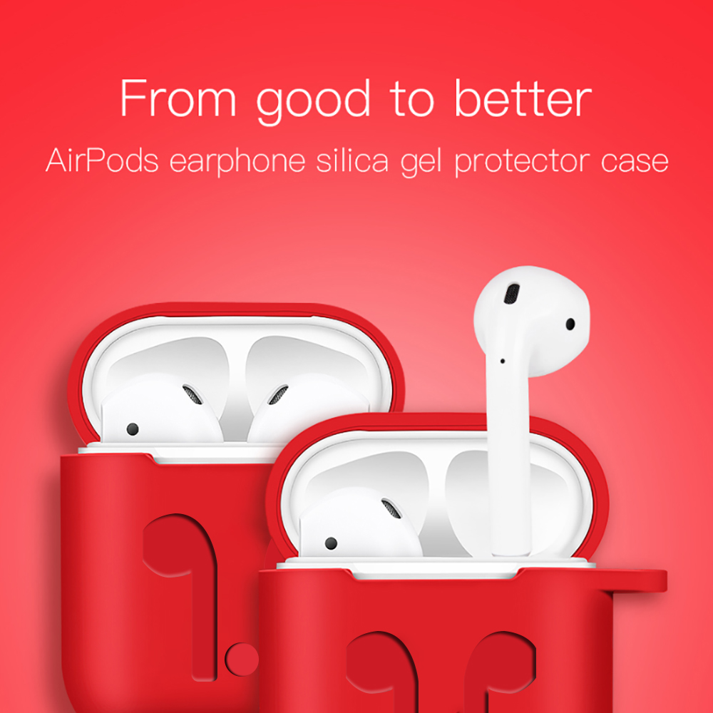 360 Protection Kits Case for Apple Airpods i12 TWS i9s i11s