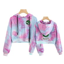 BF 2019 sexy Lovely crop top hoodies RIVERDALE Southside Serpent Print harajuku